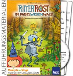 Ritter Rost im Fabelwesenwald